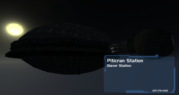 Piticran Station